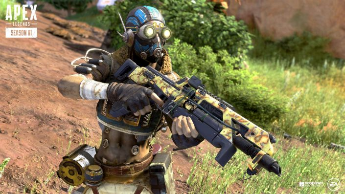 Apex Legends: Feiert die Smart-Pistol ein Comeback? Das sagt Respawn Entertainment