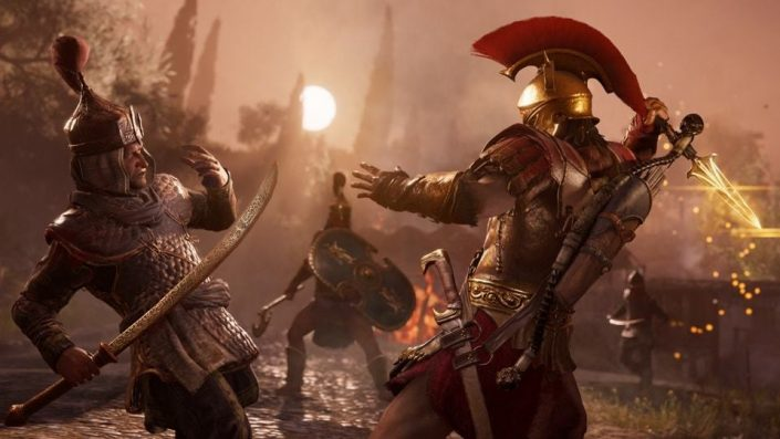 Assassin's Creed Odyssey: Ubisoft macht den Story-Creator-Modus und die Discovery-Tour offiziell