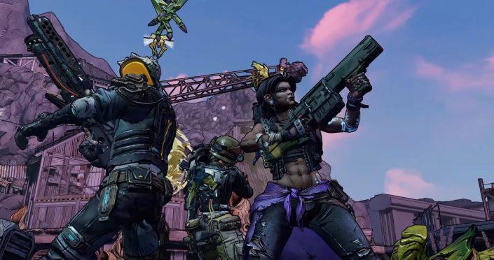 Borderlands 3: Endgame-Content soll die Spieler über einen langen Zeitraum beschäftigen