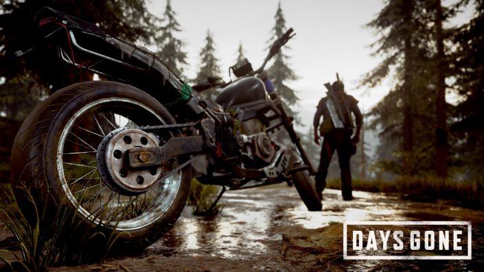 Days Gone: PC-Portierung angekündigt – weitere Titel sollen folgen