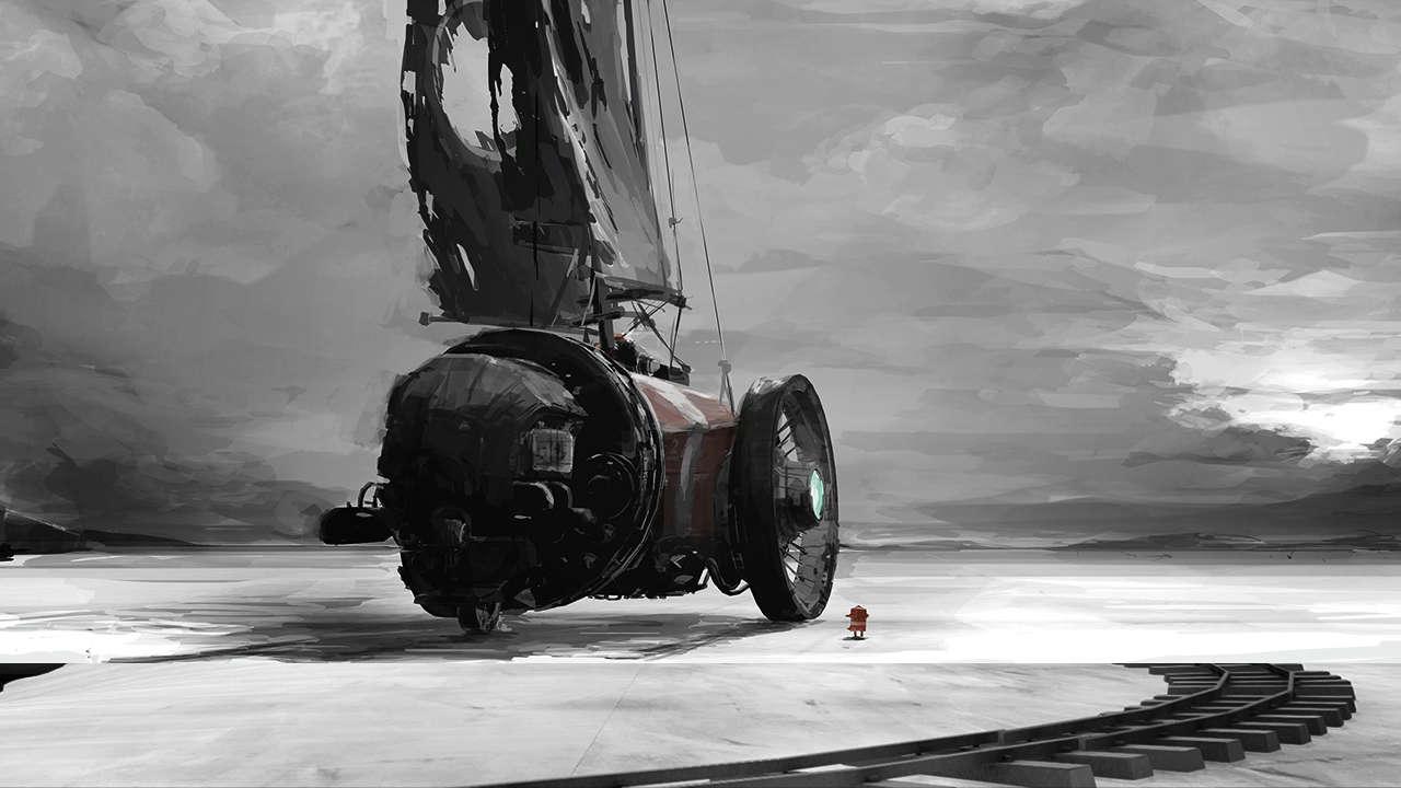 FAR: Lone Sails - Postapokalyptisches Abenteuer mit Trailer & Termin für die PS4 bestätigt