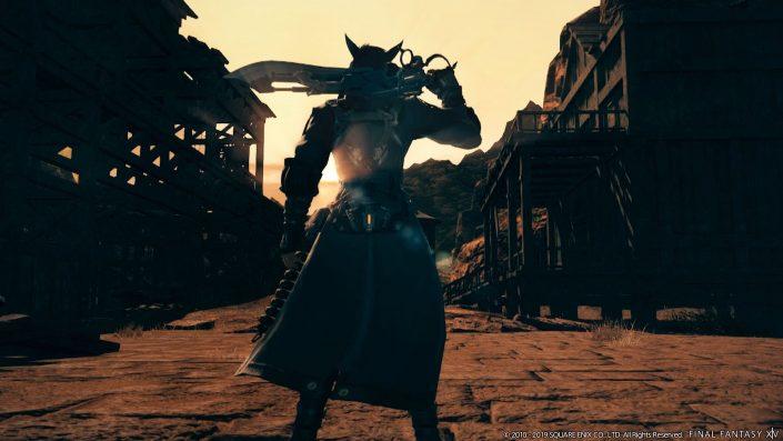 Final Fantasy 14: Der Direktor arbeitet mit seinem Team an einem großen Next-Gen-Titel