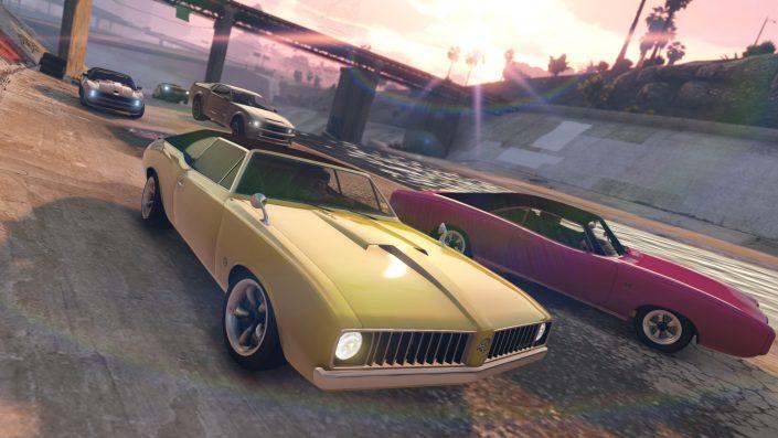 GTA Online: Dreifache GTA-Dollar, Fahrzeugrabatte und mehr – neue Location angeteasert