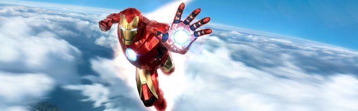 Iron Man VR: Anzug-Verbesserungen, Individualisierung und mehr im neuen Video thematisiert