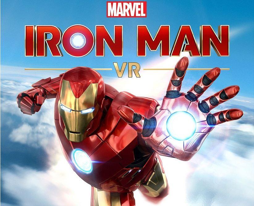 Marvel's Iron Man VR: Rund 20 Minuten Gameplay von der SDCC