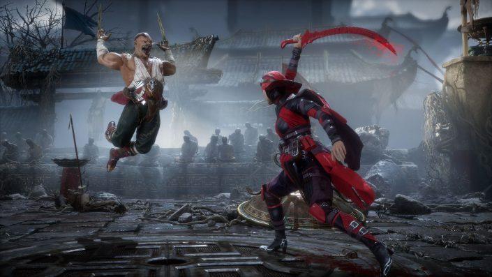 Mortal Kombat 11: Gameplay-Trailer zeigt neuen DLC-Charakter in Aktion