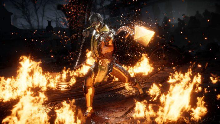 Mortal Kombat 11: Erster Charakter des Kombat Pack 2 durchgesickert?