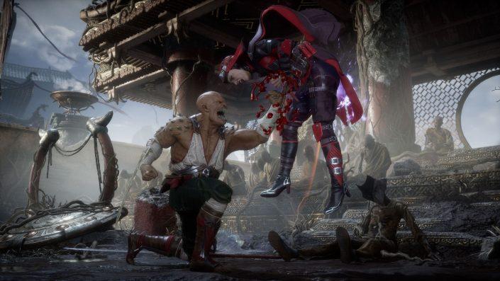 Mortal Kombat 11: Prinzessin Kitana im neuen Trailer enthüllt