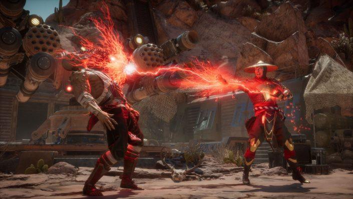 Mortal Kombat 11: Neues Gratis-Wochenende auf PS4 und Xbox One angekündigt