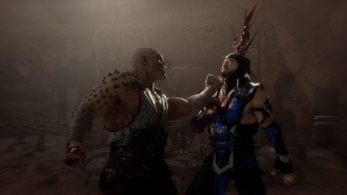 Mortal Kombat 11: Team-Raid-Modus veröffentlicht und zeitlich begrenztes Halloween-Event angekündigt