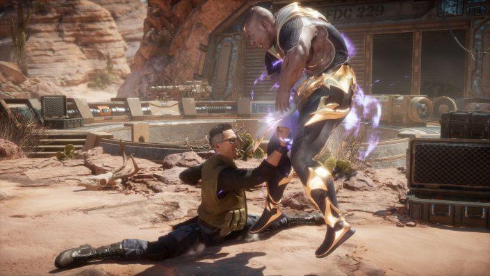 Mortal Kombat 11 Aftermath: Johnny Cage erzählt im Trailer, was bisher im Story-Modus passiert ist