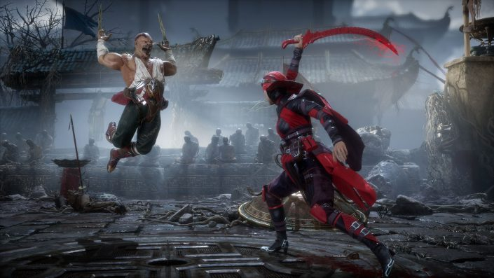 Mortal Kombat 11: Geschlossene Beta auf der PS4 und der Xbox One gestartet