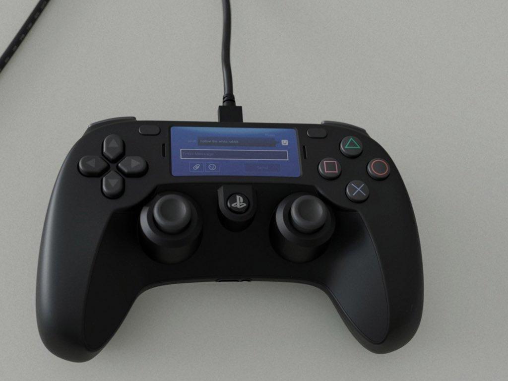 PS5 DualShock 5 (Gerücht)