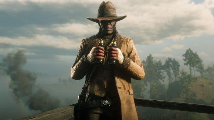 """Red Dead Online: In dieser Woche mit XP-Boni, dem neuen Showdown-Modus """"Up in Smoke"""" und mehr"""