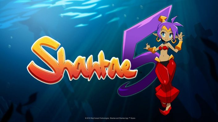 Shantae and the Seven Sirens: Neuer Release-Zeitraum und Statement zur Entwicklung