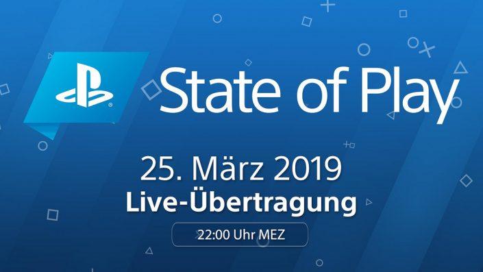 State of Play: Erste Ausgabe von Sonys neuer Live-Show mit neuen Ankündigungen und Enthüllungen heute ab 22 Uhr im Livestream