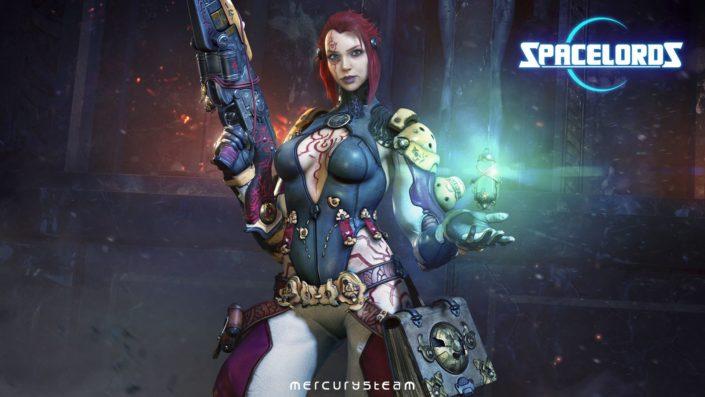 Spacelords: Crossplay-Support für PS4, Xbox One und PC eingeführt