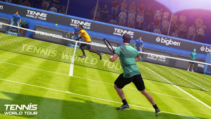 Tennis World Tour: Roland-Garros Edition ab heute erhältlich – Launch-Trailer
