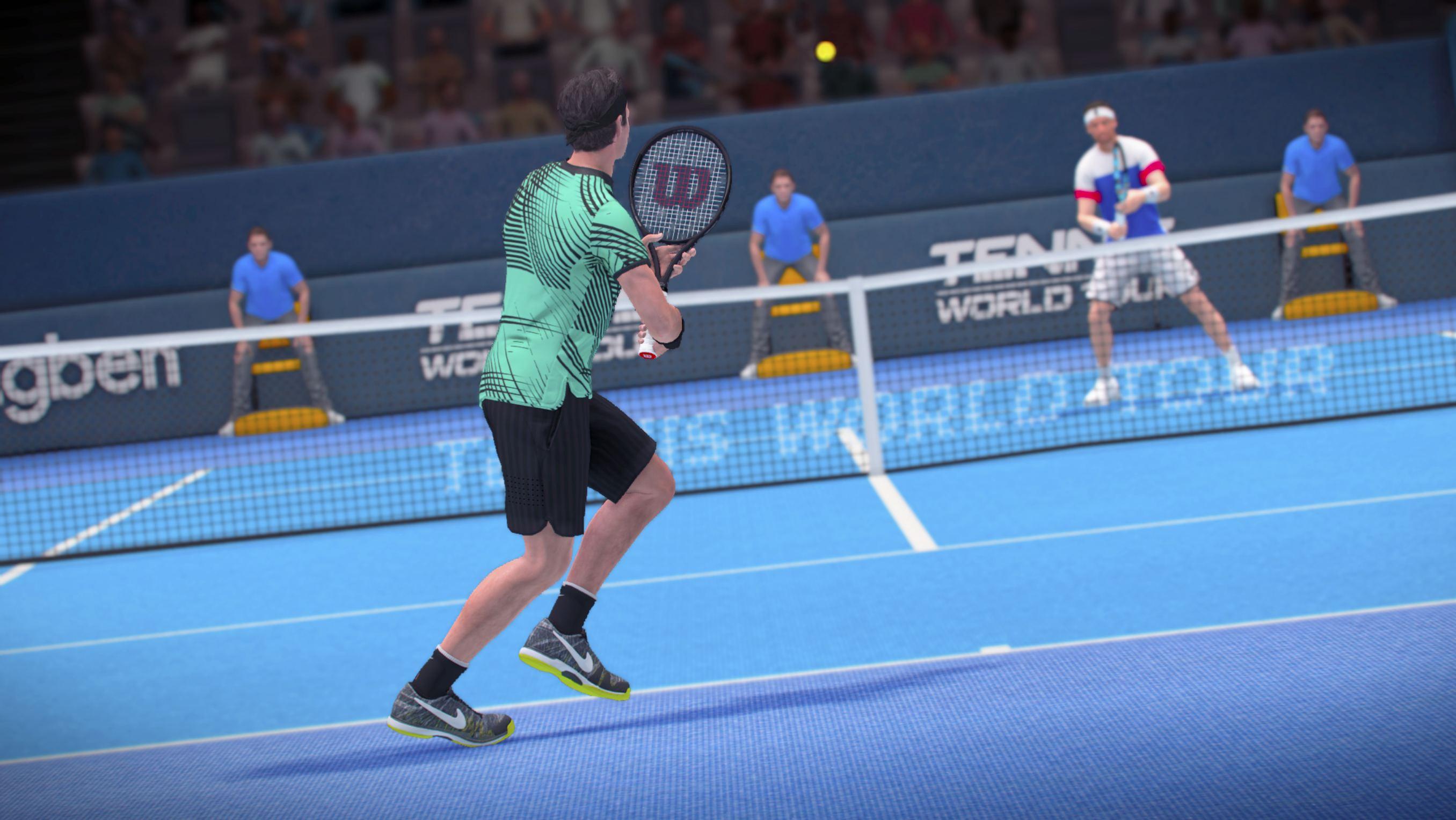 Tennis World Tour Roland-Garros Edition (2)
