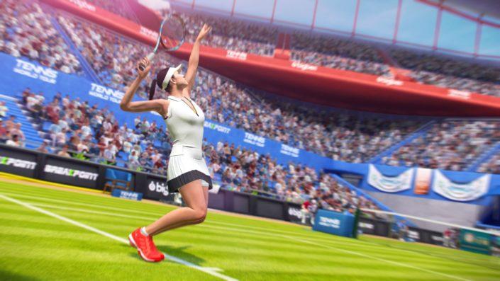 Tennis World Tour Roland-Garros Edition angekündigt