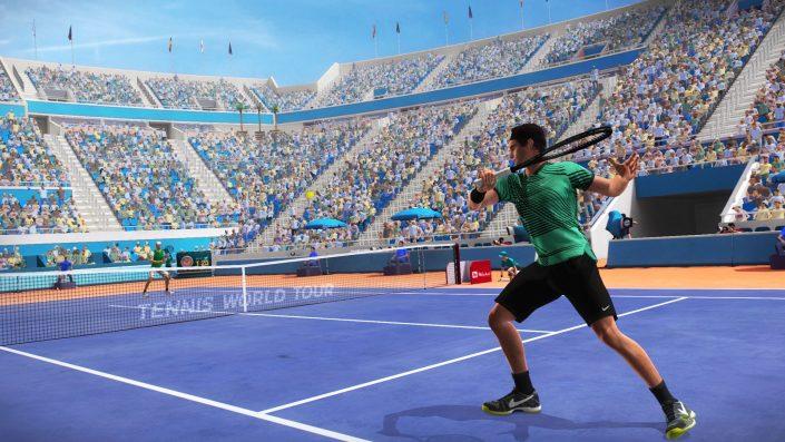 Tennis World Tour 2: Die spielerischen Neuerungen im Trailer vorgestellt