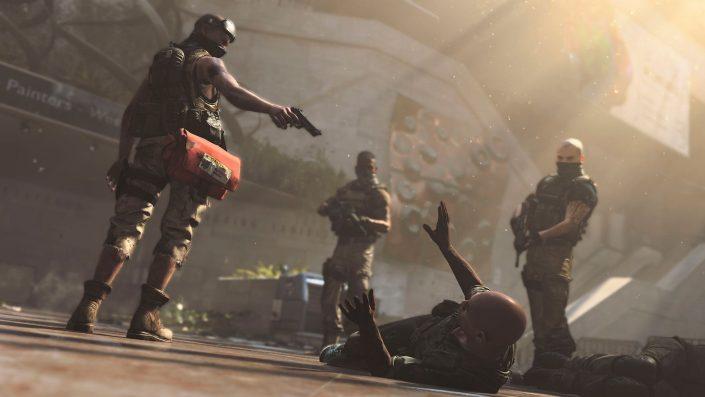 The Division 2: Umfangreiches Content-Update ebnet dem Gunner den Weg ins Spiel