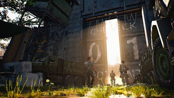The Division 2: Vergleichsvideo zeigt die Unterschiede auf der PS5 und Xbox Series X/S
