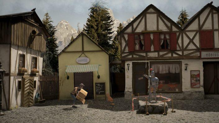 Trüberbrook: Adventure aus deutschen Landen inkl. Launch-Trailer für die Konsolen veröffentlicht
