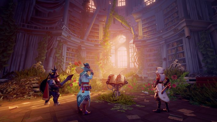 Trine 4: Features, Helden und Gameplay im neuen Preview-Video