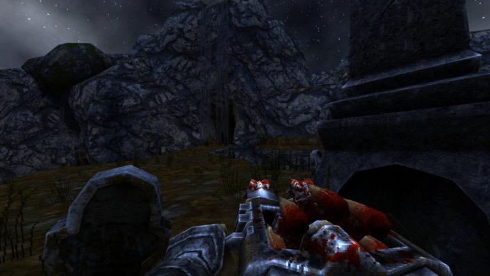 Wrath Aeon of Ruin: Der Retro-Shooter verschiebt sich auf den Sommer 2021