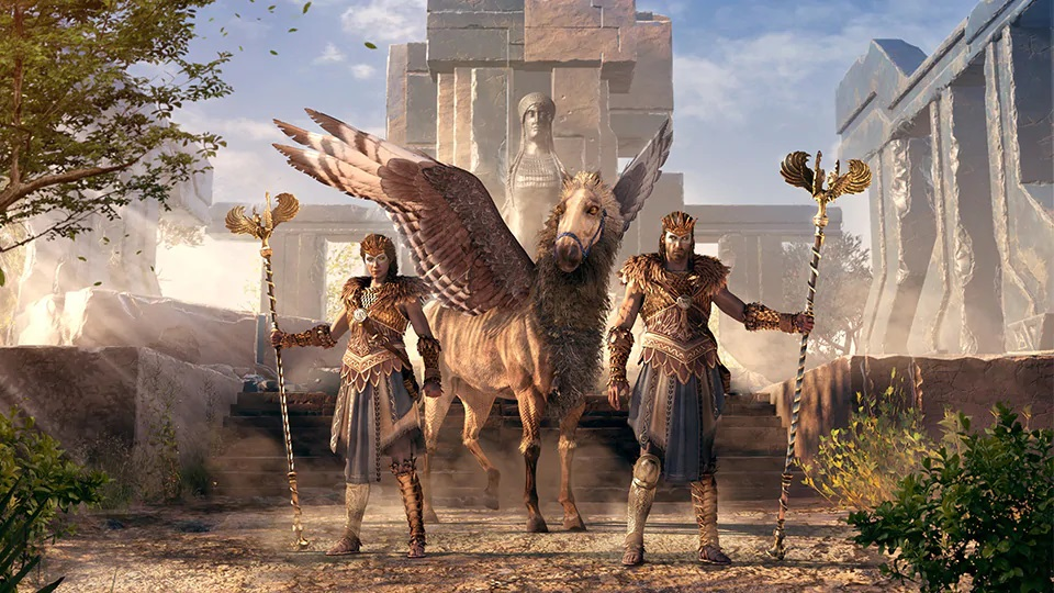 Assassin's Creed Odyssey: April-Update im Video ...