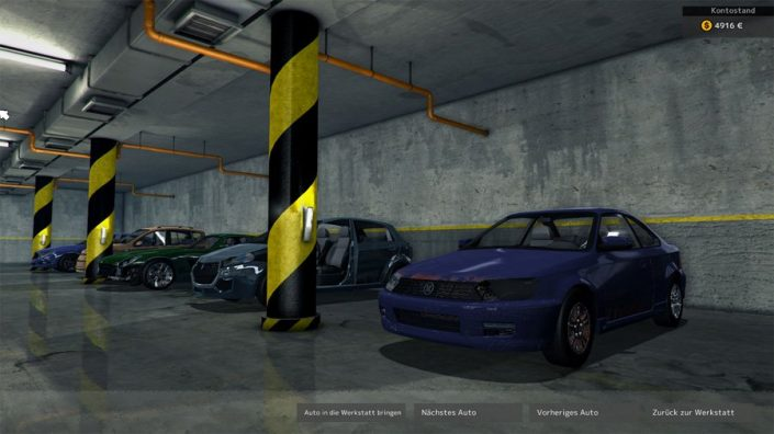 Auto-Werkstatt-Simulator: Mit einem Launch-Trailer für die Konsolen veröffentlicht