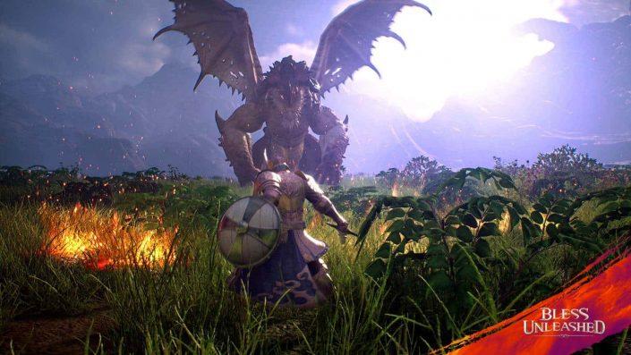 Bless Unleashed: Der PS4-Termin steht – Details zu den unterschiedlichen Editionen