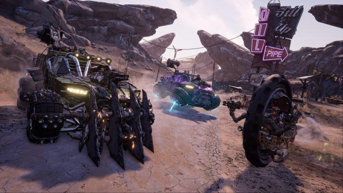 """Borderlands 3: Gearbox Software verspricht eine """"absurd hohe Anzahl"""" an Bossen"""