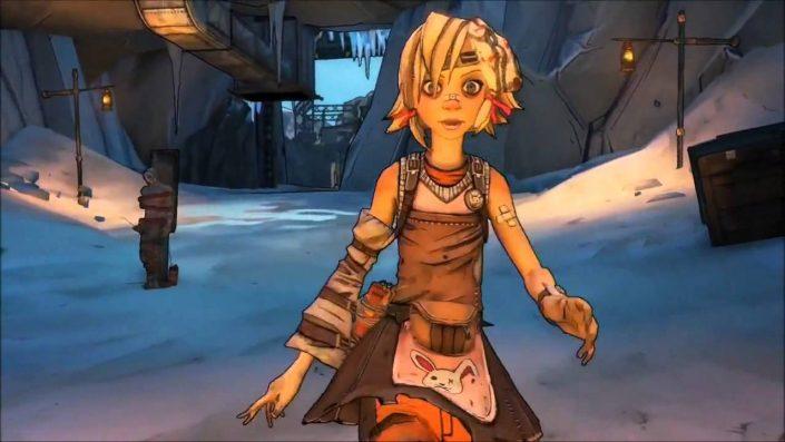 Borderlands 3: Ashly Burch kehrt als Tiny Tina zurück