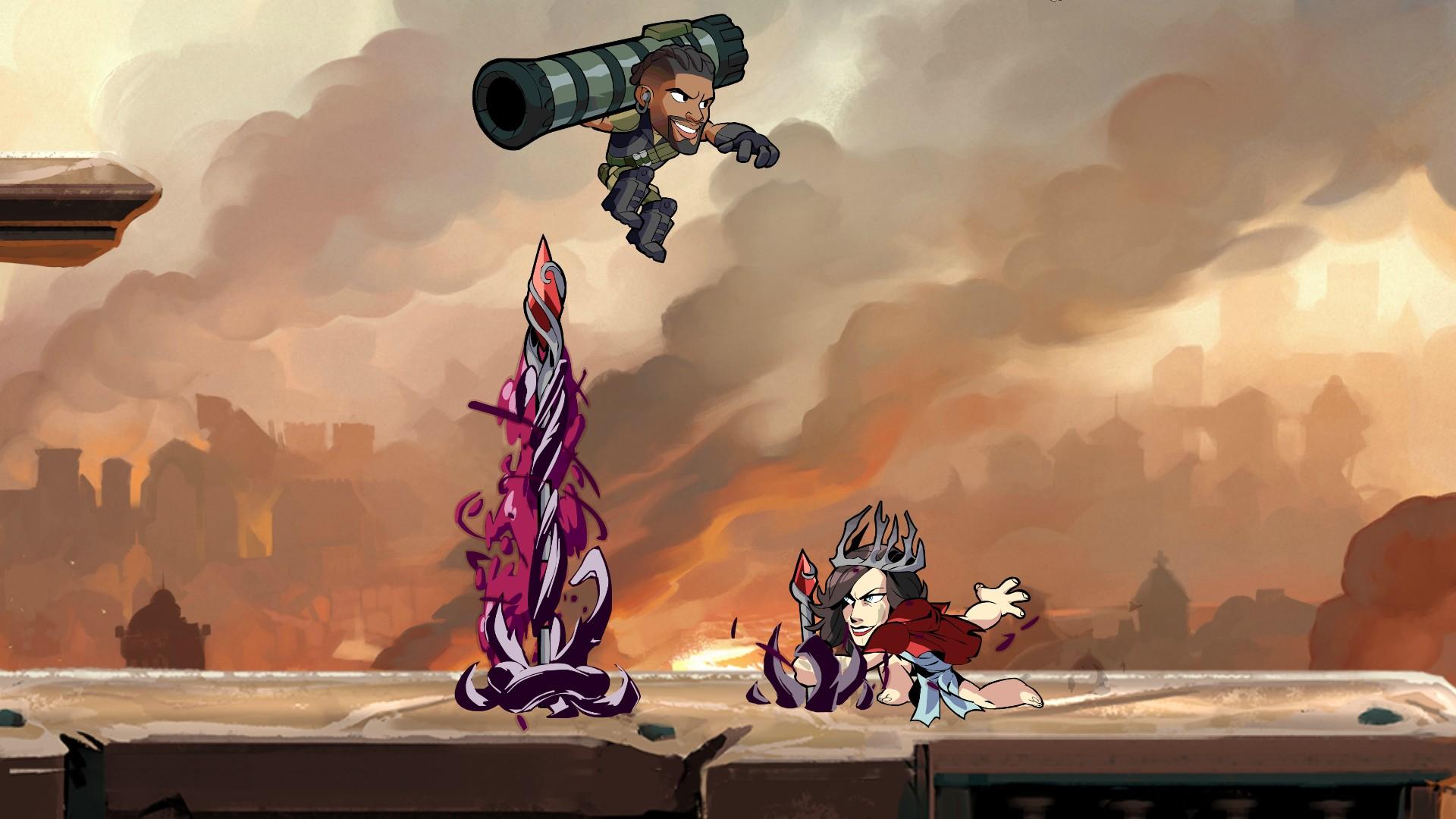 Brawlhalla Hellboy (5)