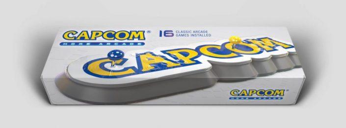 Capcom Home Arcade: Neue Retro-Konsole ab sofort erhältlich – Der offizielle Trailer zum Launch