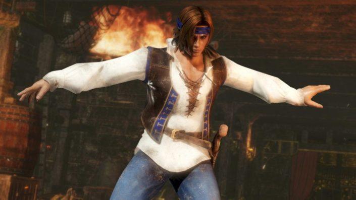 Dead or Alive 6: Update 1.22 markiert das Ende der DLC- und Update-Unterstützung