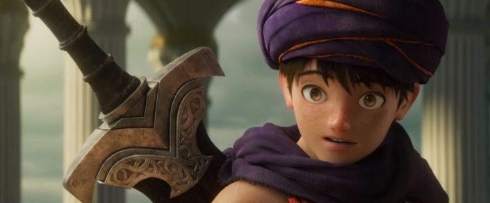 Dragon Quest Your Story: Der erste Trailer zum Animationsfilm weiß zu beeindrucken