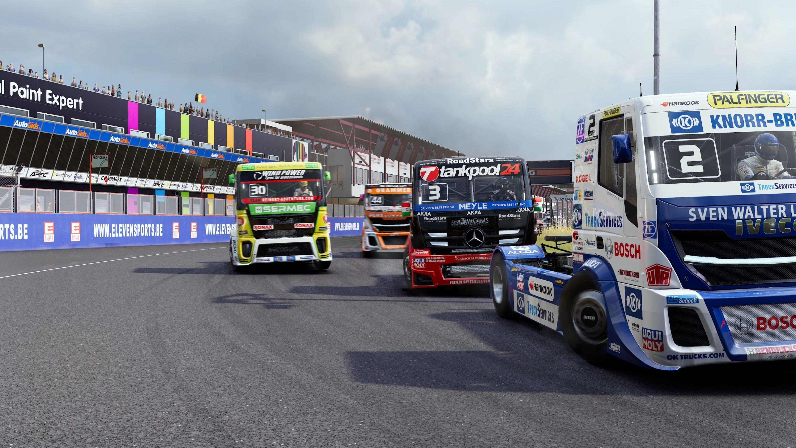 FIA European Truck Racing Championship (1)