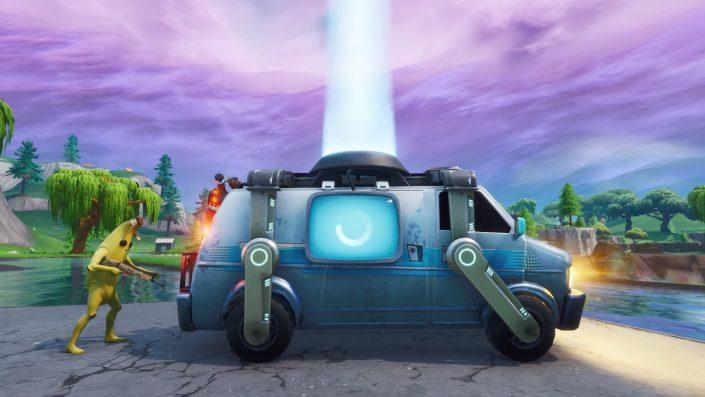 Fortnite: Epic wird in dieser Woche Respawns mit dem Reboot Van einführen