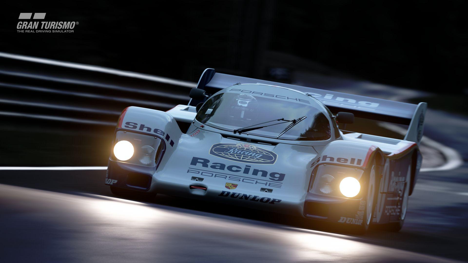 Gran Turismo Sport Porsche 962 C '88