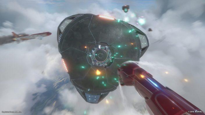 Iron Man VR: Weitere Details zu Spielzeit, Schauplätze, Charaktere und mehr