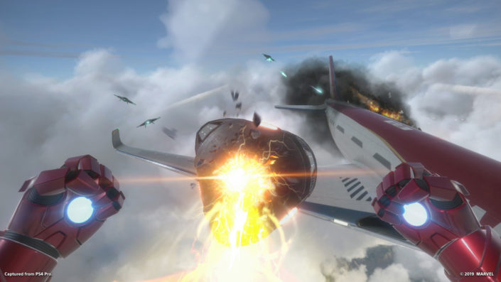 Iron Man VR: Erste Erfahrungsberichte und Spielszenen