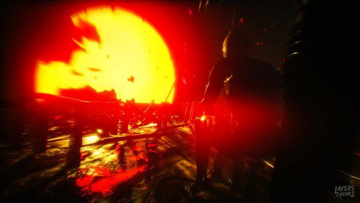 Layers of Fear 2: Das Horror-Abenteuer in einem Gameplay-Video und Entwickler-Video zum Design vorgestellt