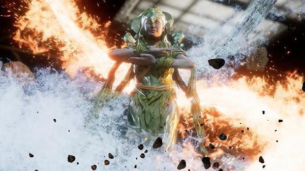 Mortal Kombat 11: Letzter Charakter des Launch-Rosters geleakt?  Die Geschichte von Frost im Video thematisiert