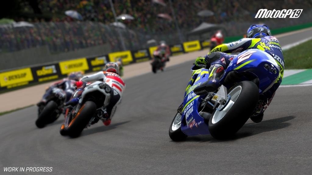 MotoGP 19 Historische Fahrer (1)