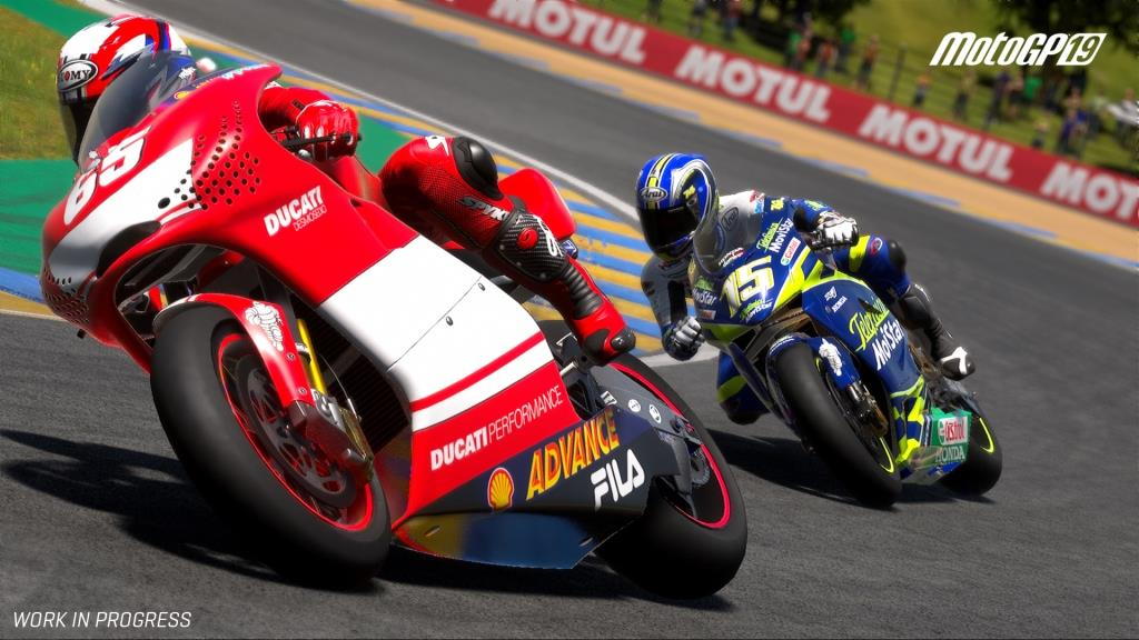 MotoGP 19 Historische Fahrer (2)