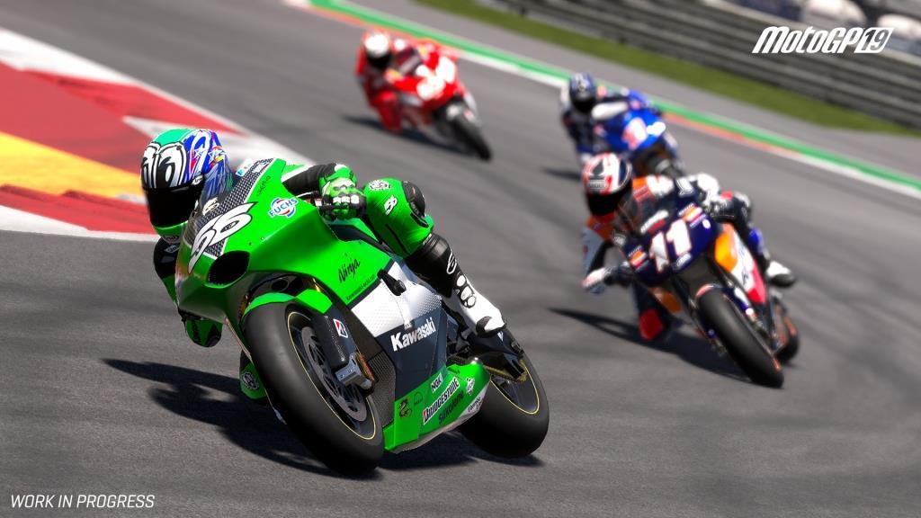 MotoGP 19 Historische Fahrer (3)
