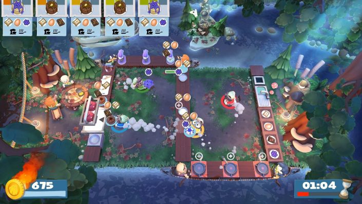 Overcooked! All You Can Eat: PS4-Termin und neuer Trailer
